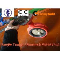 China Wafer Double Flanged Butterfly Valve , Manual / Hydraulic / Pneumatic 3 Way Valve on sale
