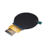Quality Industrial 2.1 Inch Active Area Dia53.28mm Round TFT Display wholesale