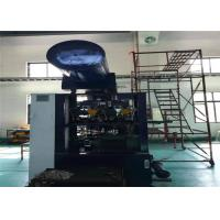Buy cheap 20MPa Horizontal Rubber Injection Molding Machine / 400 Ton Clamp Force Oil from wholesalers