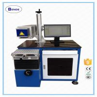 China co2 leather marking device which ideal for glass, plastic,acrylic,coated metal,wood,stone, on sale