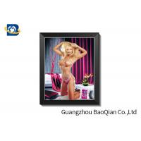 China 3D Lenticular Depth Effect PET Picture For Hotel Or Restaurant Decoration on sale
