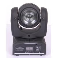 Cheap 55Watt LED 4 in 1 RGBW Unlimited Moving Head Beam Light With 7Channel / 16Channel for sale