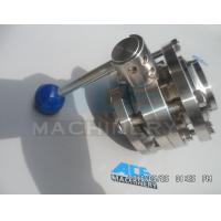 Quality Stainless Steel Manual Threaded Butterfly Valve (ACE-DF-2C) wholesale