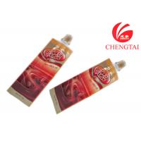 Quality Mini Nozzle Spouted Pouches For Chocolate Jam And Syrup Candy Packaging wholesale