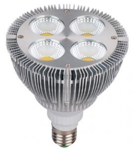 Quality 1600lm 16 Watt Led Spot Lighting Cob Ac 220v , Par30 E27 Led Spot Light wholesale