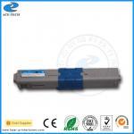 Quality 2200 Yield OKI Toner Cartridge Unit For C301/C321 Gray Laser Printer wholesale