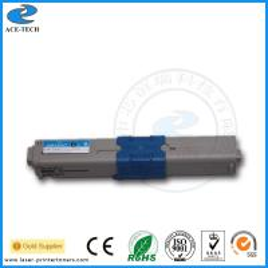 2200 Yield OKI Toner Cartridge Unit For C301/C321 Gray Laser Printer