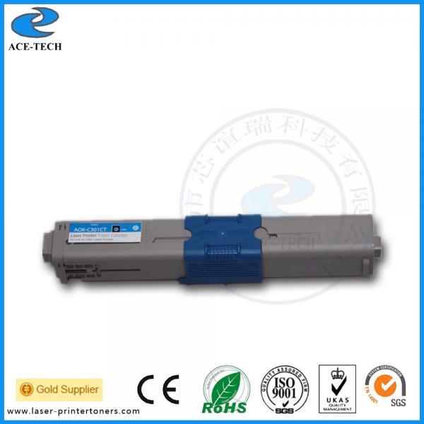 cheap multifunction color laser printer oki c301 c321 toner cartridge 44973543 44973542. Black Bedroom Furniture Sets. Home Design Ideas