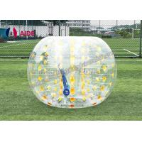 Quality Dia 1.5m Inflatable Sports Equipment austin bubble soccer miami for party wholesale