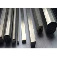 Quality Cold / Hot Rolled Nickel Alloy Round Bar Rod DIN 2.4851 0.1mm - 100mm Diameter wholesale