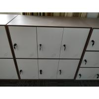Quality Durable Staff clothes furniture cabinet 6 door steel storage locker H1000XW900XD400mm wholesale