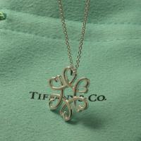 Quality SellNew arrival 925 sterling silver designer cross six petals love hearts pendant necklace wholesale