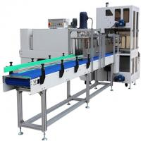 Quality Easy operation fully-auto sleeve sealer & shrink tunnel packing machine wholesale