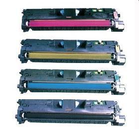 China HP color laserjet 1500/2500/2820/2840 toner cartridge C9700A-C9703A on sale
