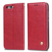 Quality Book Cover Huawei Leather Case For Honor 9 Magnetic Adsorption Wallet Flip Stand wholesale
