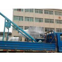 Quality Stainless Steel Ribbon Blender Machine With Screw Conveyor Line wholesale