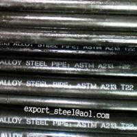 Quality ASTM A213 T22 Seamless alloy pipe wholesale