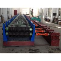 Quality Double Layer Metal Corrugated Sheet Making Machine For Drain Pipe wholesale