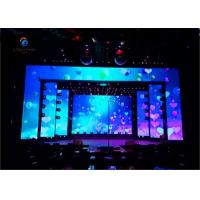 Buy cheap Full Color Stage Board 500x500mm cabinet P3.91 Indoor LED Screen from wholesalers