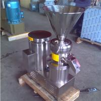 China peanut butter making machine,sesame paste making machine,almond milk making machine on sale