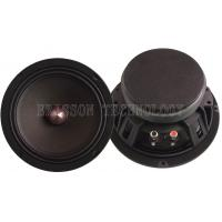 Cheap 4 ohm 60w Mid Bass Car Loudspeakers , Replacement 8 Inch Midrange Speakers CE for sale