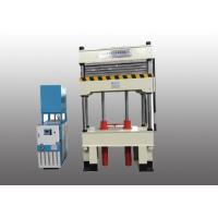Quality Multi - Layer Hydraulic Vulcanizing Press With Electric Heating Plate wholesale