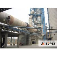 Quality 16-5000 T / D Active Lime Rotary Kiln for Metallurgy And Chemical Industry wholesale