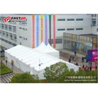 Quality White PVC Cover 15x30m Wedding Marquee Tent For Hire Heavy Wind Resistance wholesale