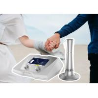 China Extracorporeal Radial ED Shockwave Therapy Machine EDSWT With Multi - Language on sale