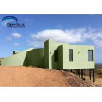China Customized Design Modern Style Building light Steel Structure Prefab luxury or low cost Villas With Kitchen on sale