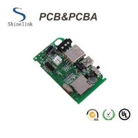 Quality One stop Turnkey PCB Assembly service for OEM gps tracker , fr4 printed circuit board wholesale