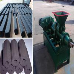 Cheap Coal briquette extruder production line Email: kelly@jzhoufeng.com for sale