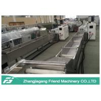 Quality Single Screw Extruder Plastic Recycling Granulator Machine 150kg/H Capacity wholesale