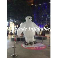 Quality New Popular Item Customized Big Hero 6 Cartoon Inflatable Baymax Mascot For Advertising or Yard ,Street Decoration wholesale