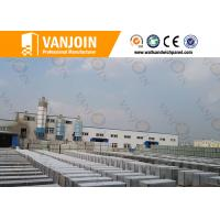 Quality Cement Eps Composite Panel Board , 150mm prefabricated concrete wall panels wholesale