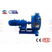 China Cycloidal Reducer Squeeze Hose Pump Durable Concrete Foam Transfer Pump on sale