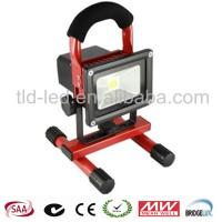 Quality IP65 Waterproof Portable Outdoor Led Flood Lights For Workshop , Stores wholesale