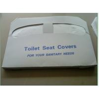 China Disposable toilet seat covers paper on sale