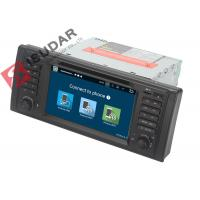 Quality Dual CANbus BMW E90 Sat Nav PURE Android 7 Inch Car Dvd Player Built - In WIFI wholesale
