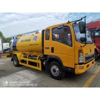 Quality HOT SALE! 5000Liters mobile lpg gas refilling tanker truck for domestic gas cylinder, High quality propane tanker truck wholesale