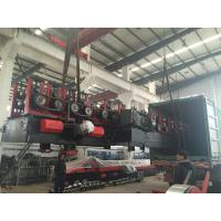 Quality Auto C & Z Purlin Roll Forming Machine For Light Steel Structure Buildings wholesale