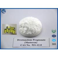 Quality 521 12 0 Masteron Drostanolone Propionate , White Masteron Propionate Powder wholesale