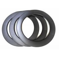 Quality 25MM Width Carbon Replacement Bicycle Rims 700C 88MM U Shape With Basalt Brake wholesale
