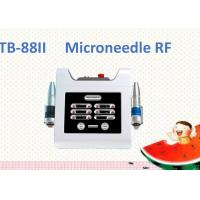 Quality Salon Use Fractional RF Microneedle Machine Face Lifting Wrinkle Removal Machine wholesale
