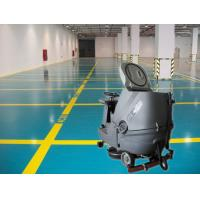Cheap Cleaning Company Washer Scrubber Dryer Machines , Hard Ground Walk Behind Floor Scrubbers for sale