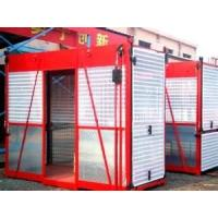 Quality building construction material hoist rack passenger elevator rack and pinion lifts wholesale