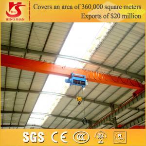 Quality lb model explosion-proof overhead crane Single Girder overhead crane wholesale