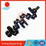 Quality ISUZU auto crankshaft 4ZA1 114-302-001 wholesale