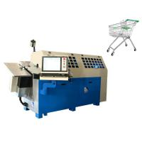 Quality 10 Axes Computer Wire Bender Machine Low-carbon Steel 2.0-6.0mm wholesale
