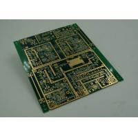Quality Thick Gold Ginish Universal PCB Board High Density with PADs / IC Leads wholesale